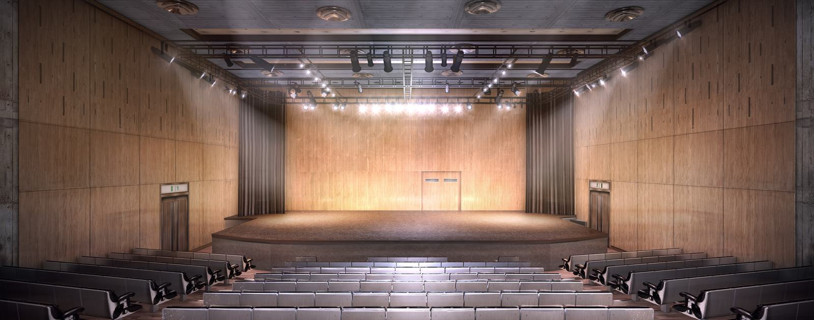 The Refurbished Purcell Room